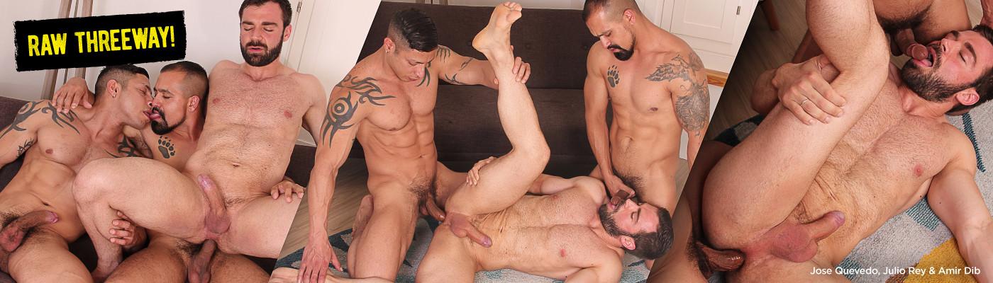 Hot Stuff: Dicey Place - Jose Quevedo, Julio Rey, Amir Dib