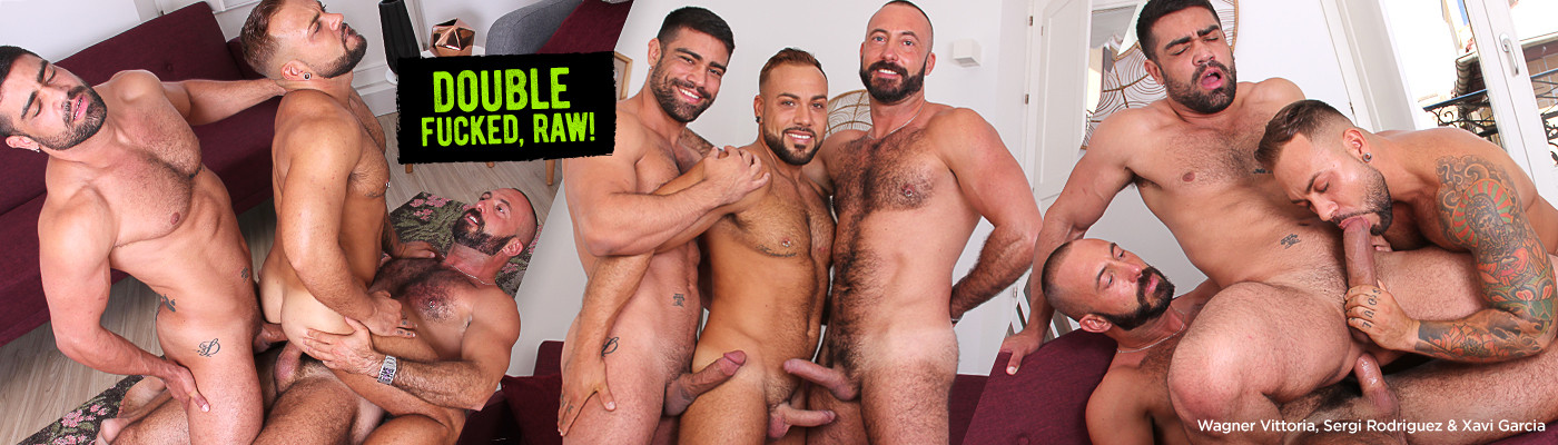 Hot Stuff: Deep And Tight - Wagner Vittoria, Sergi Rodriguez, Xavi Garcia