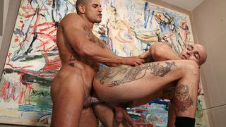 Casting Couch #304: Rodrigo Calas, Nicolas Taxman