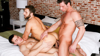 Men in the City - Double Match: Jan Faust, Jalil Jafar, Rado Zuska