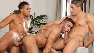 Raw Adventures, sc. 6 - Insider: Raul Korso, John Rodriguez, Ansony