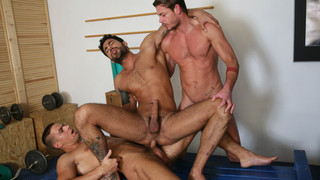 Raw Adventures sc. 10 - Training Day: Arny Donan, Toby Dutch, Jared