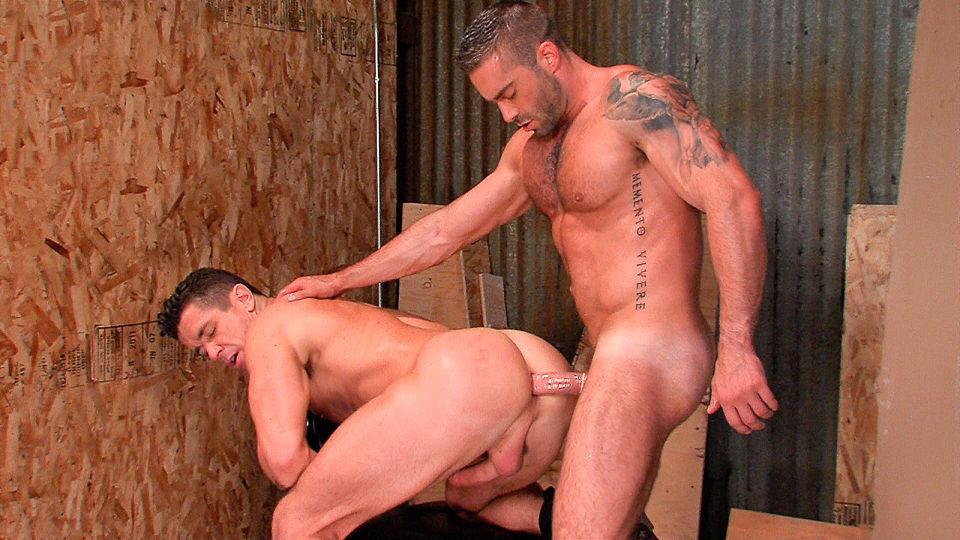 Hardcore gay porn clip