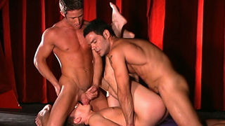 Lucas Kazan Chapter: Backstage - Scene 1