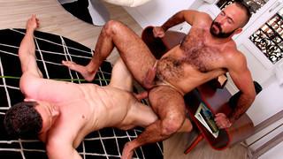 Sex Men: Machos - Ivan Gregory, Xavi Garcia
