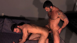 Scruffy, Sc 2: Dario Beck, Rogan Richards