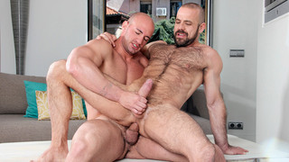 Real Men: Felipe Ferro, Hugo Stark