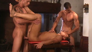 Lucas Kazan Chapter - The Innkeeper, Scene 4