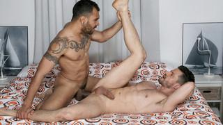 Rough Love: Kris de Fabio, Lucio Saints