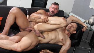 Casting Couch #419:Thomas Thunder, John Rodriguez