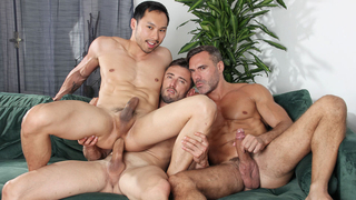 Hungry Hole: Gian Rey, Manuel Skye, Marcos Oliveira