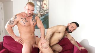 Casting Couch #432: Jony Blond, Leonardo Lucatto