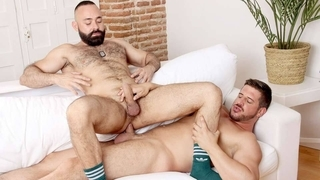 Casting Couch 437: David Cork, Leonardo Lucatto