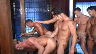 Gangsters At Large - Scene 5