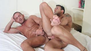 Casting Couch # 35: Lorenzo, Mauro Max
