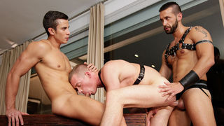 Manly Seduction - Insurance Man 3