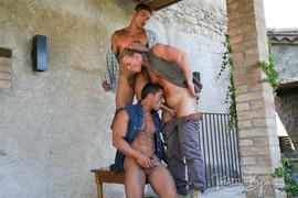 CHAPTER 5, David Kadera, Robin Sanchez, Julio Rey (First Time 2)