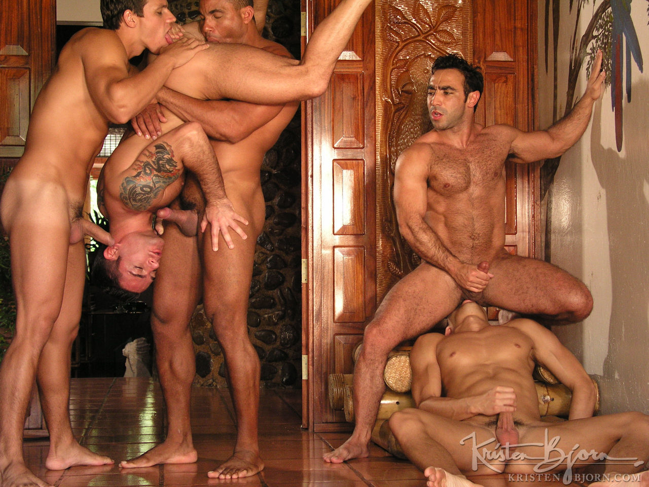 Free gay orgies galleries