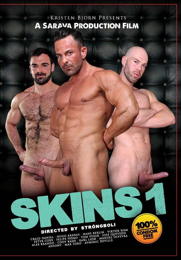 Skin Flick Dvd Gay Xxx Bareback