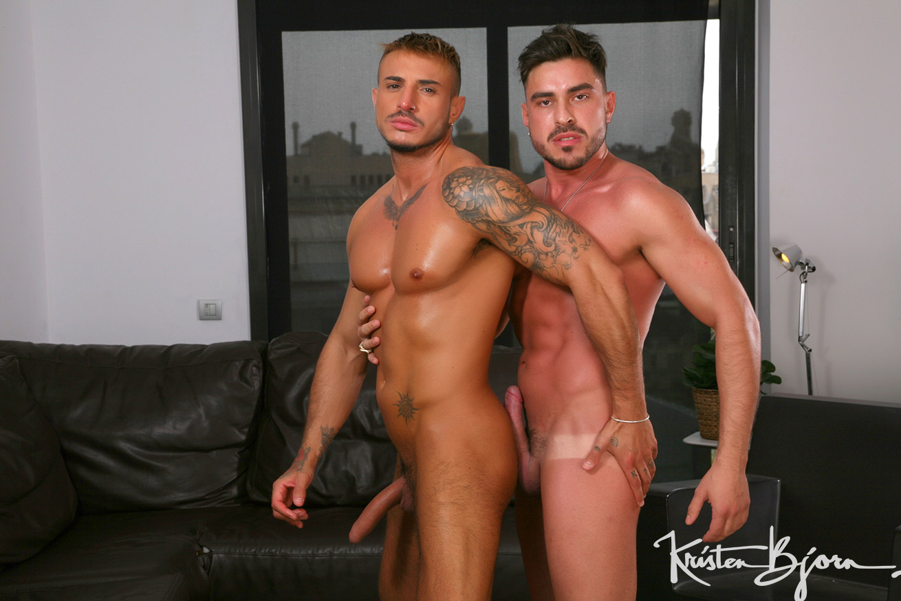 Casting Couch #444: Juancho Severano, Klein Kerr - Gallery