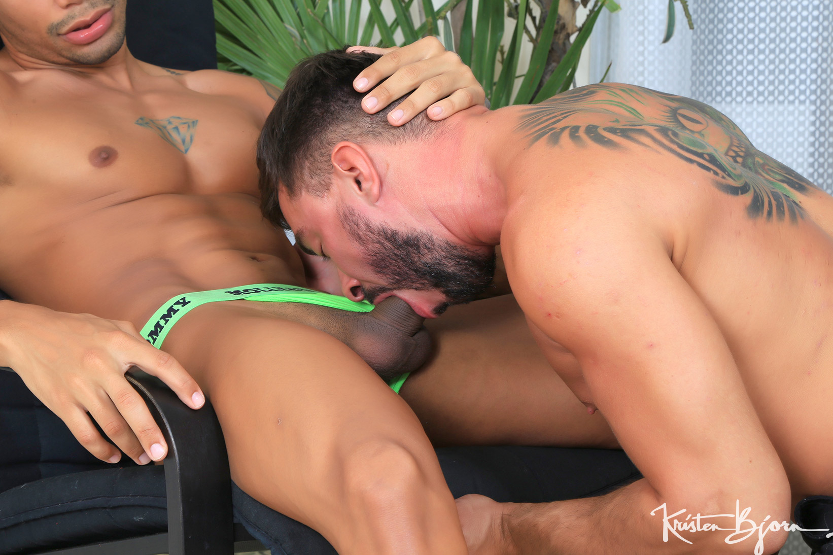 Casting Couch #448: Jay Anders, Juancho Severano - Gallery