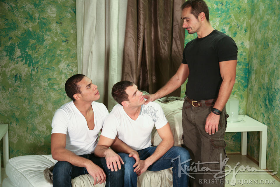 Casting Couch #99: Fabian, Hernan, Leon - Gallery