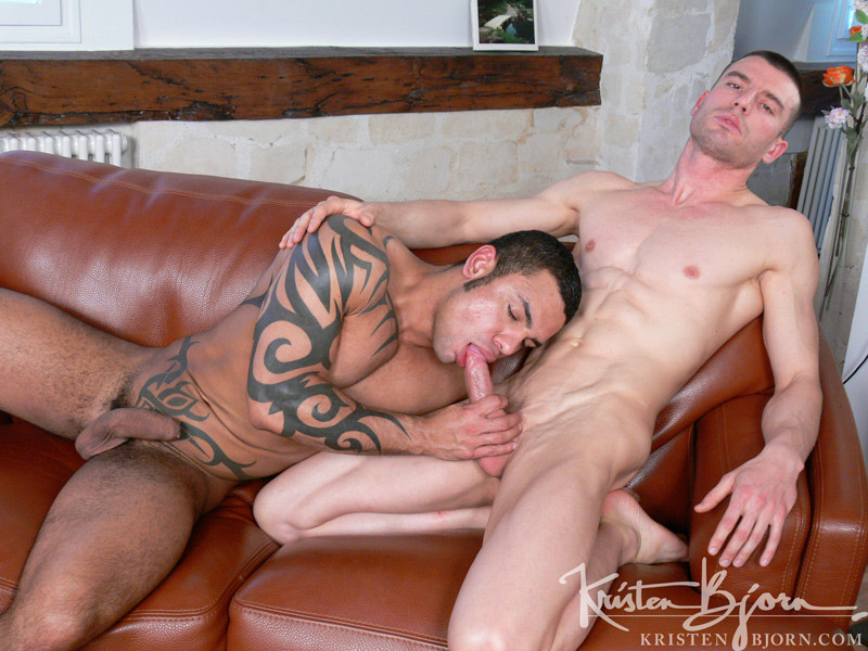 Casting Couch #100: Ricci Julian, Alexandre - Gallery
