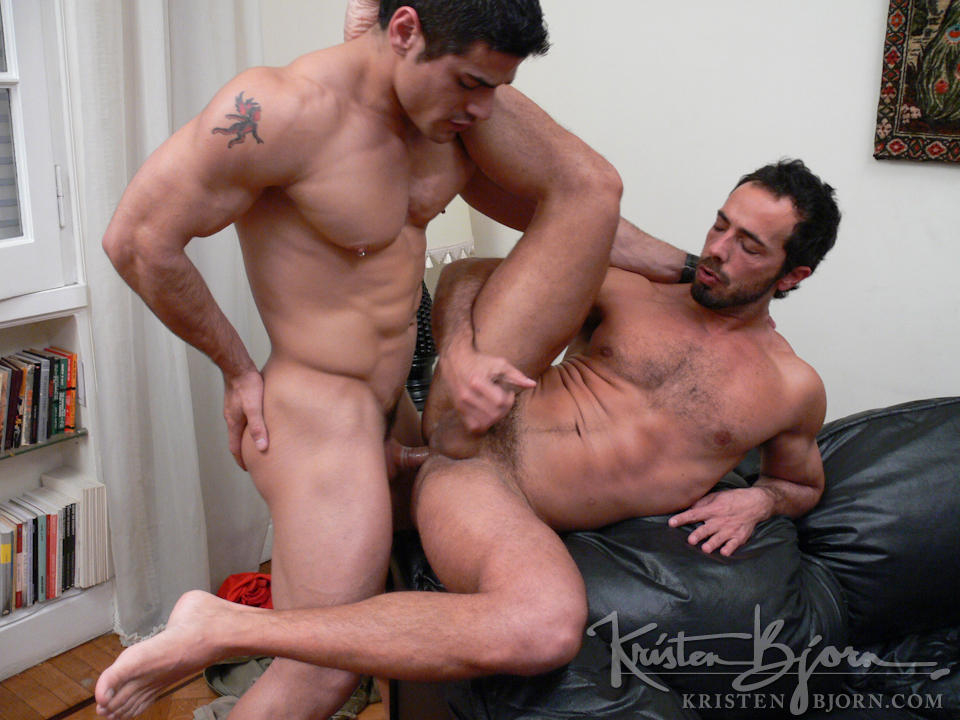 Casting Couch #133: Daniel Marvin, Paco - Gallery