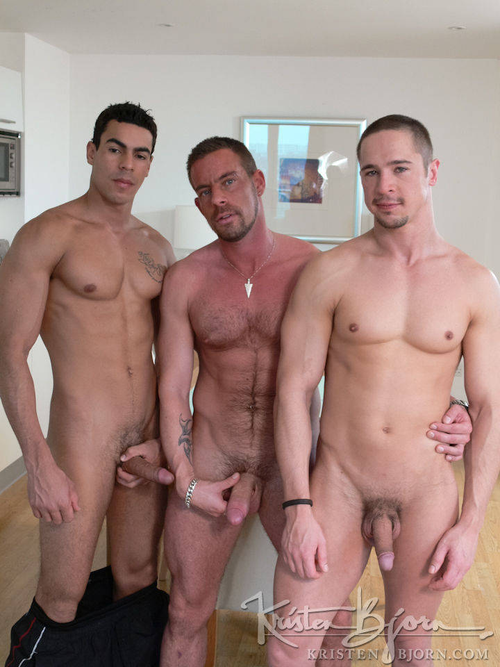 Casting Couch #159: Frank, Gilson, Peter - Gallery