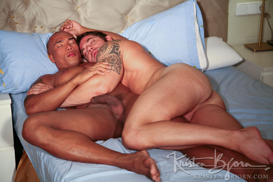 Casting Couch #171: Axel Brooks, Alessandro Madera - Gallery