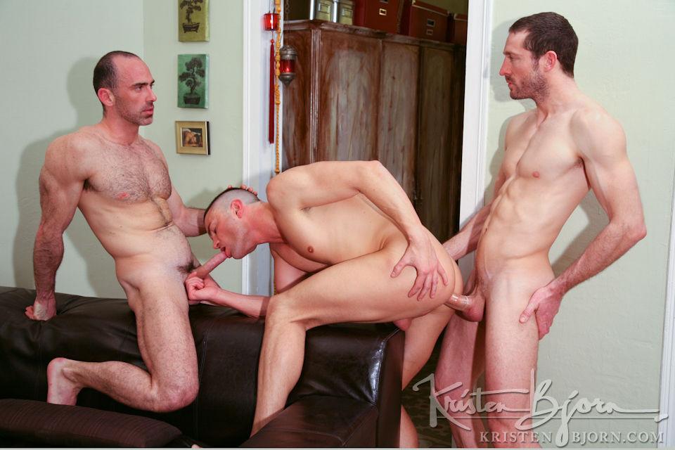 Casting Couch #190: Bruno Jones, Edgar, Javier - Gallery