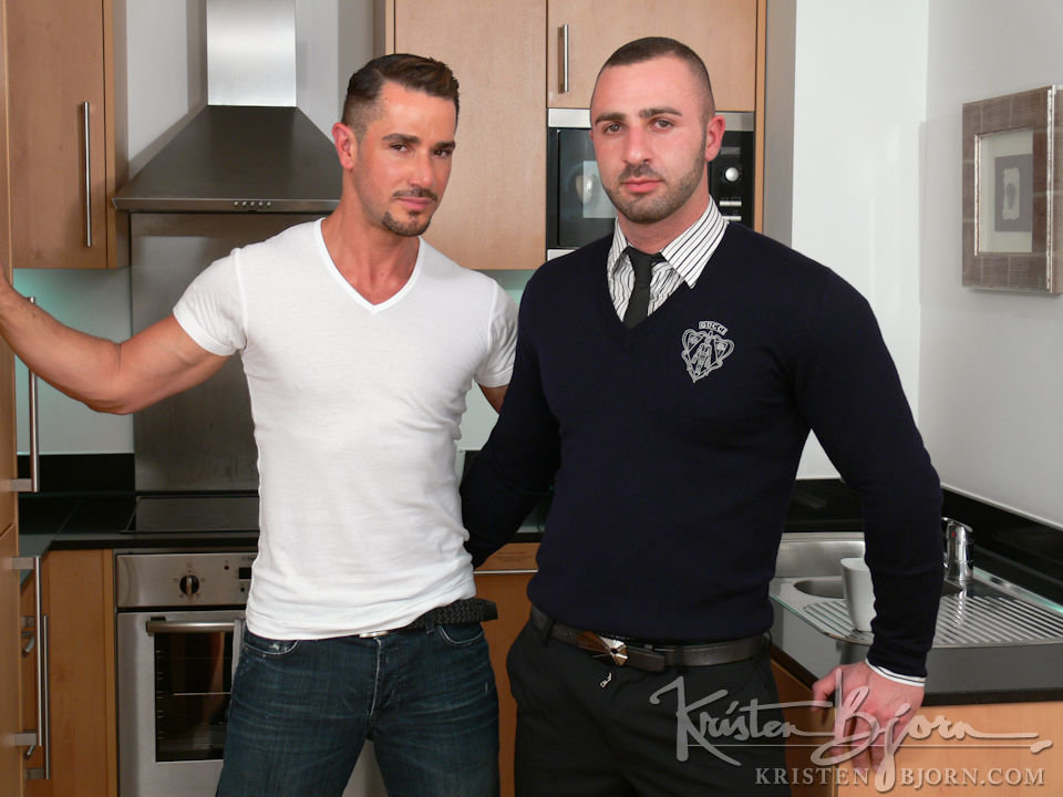 Casting Couch #195: Salva Torre, Dean Monroe - Gallery
