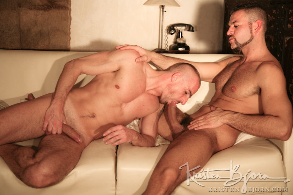 Casting Couch #209: Marco Salgueiro, Kris - Gallery