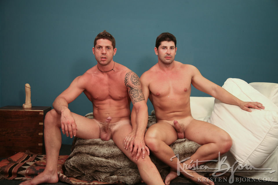 Casting Couch #217: Axel Brooks, Hugo Castro - Gallery