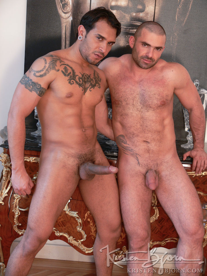 Casting Couch #254: Mike Richie, Lucio Saints - Gallery