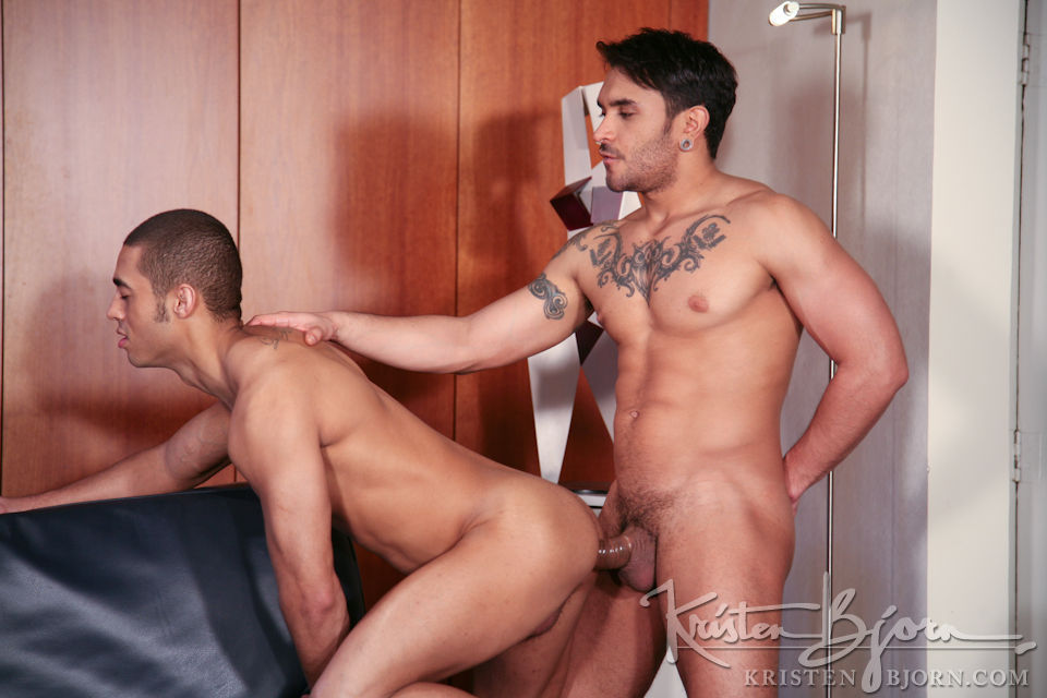 Casting Couch #282: Lucio Saints, Anderson Fox - Gallery