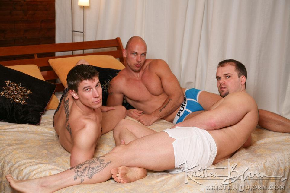 Casting Couch #298: Angelo, Mattias Solich, Adam Rupert - Gallery
