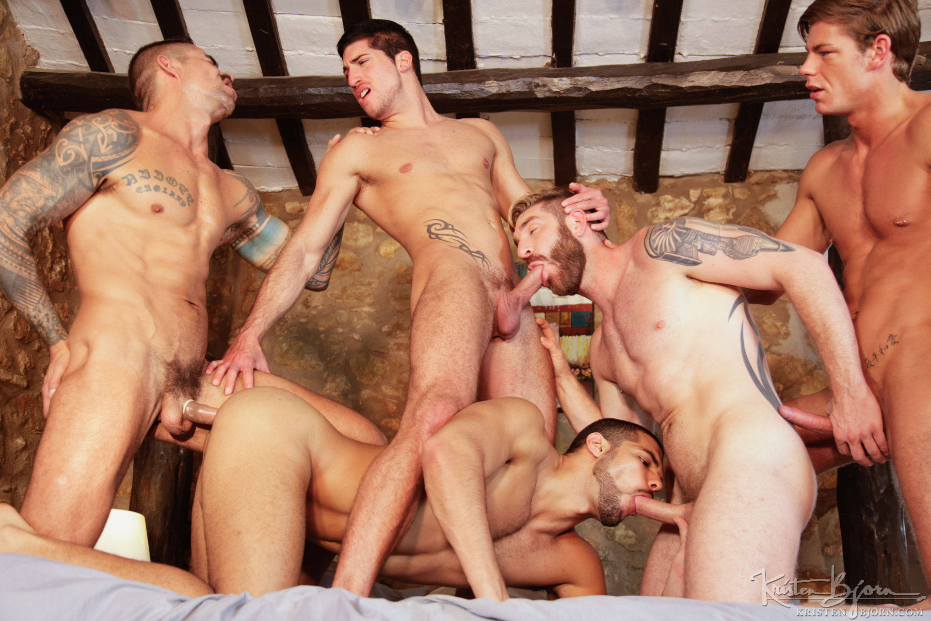 Big dicked european homosexuals are ready for hardcore sex