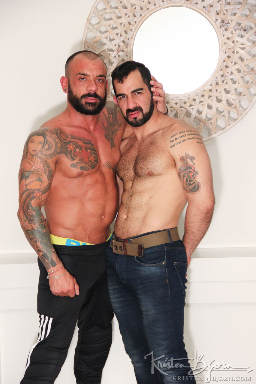 Casting Couch #331: Juanjo Rodriguez, Angel Lobo - Gallery