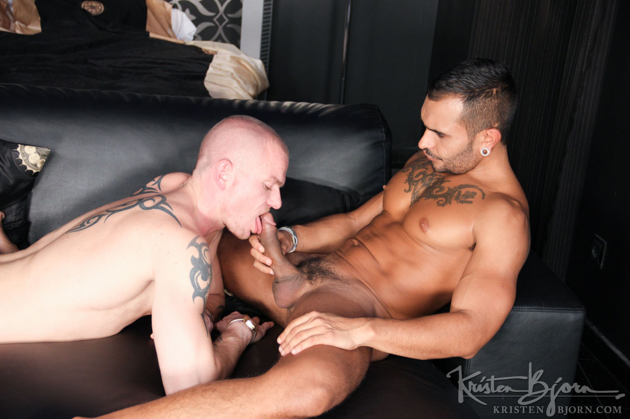 Casting Couch #337: Lucio Saints, Albert Dutch - Gallery