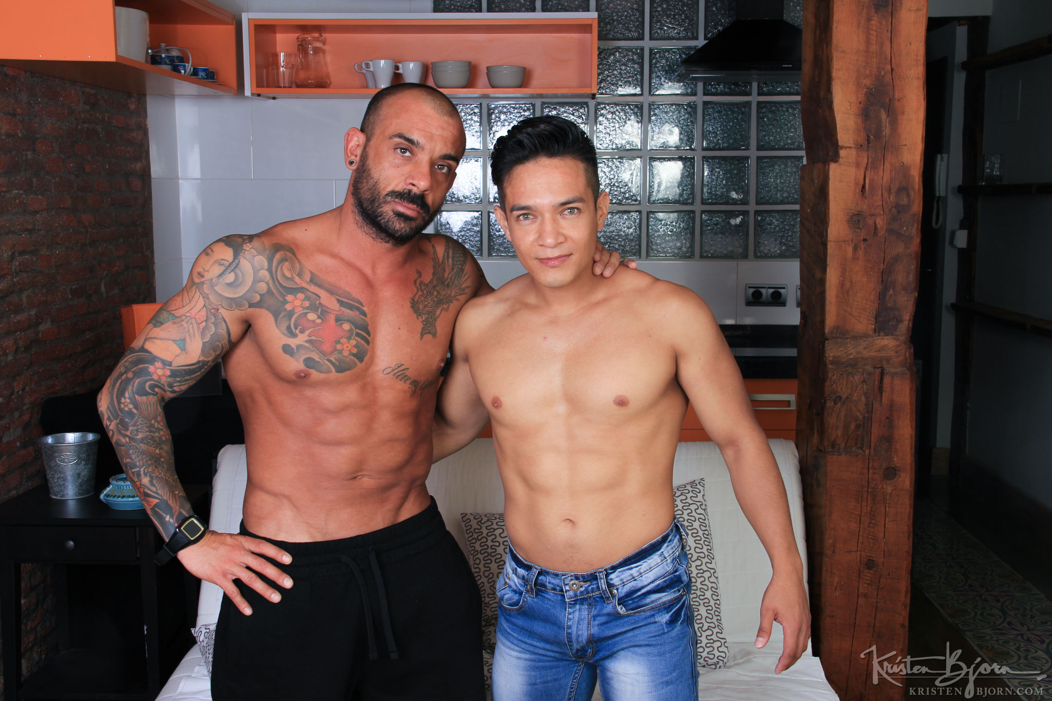 Casting Couch #350: Ricky Ibanez, Juanjo Rodriguez  - Gallery