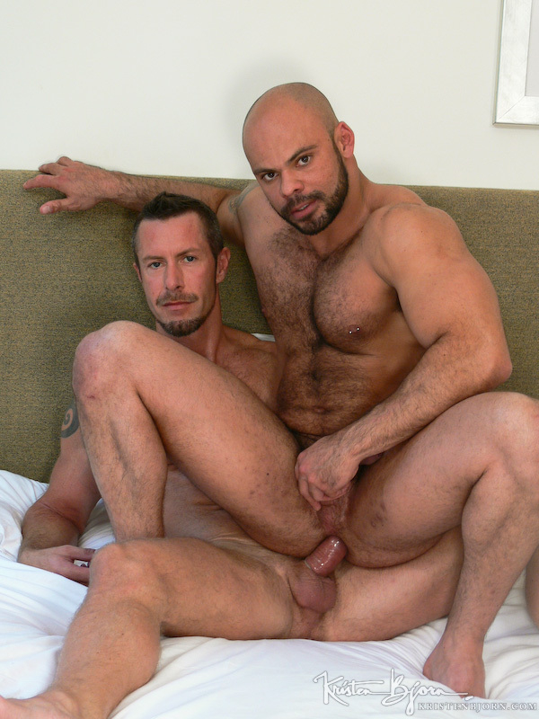 Casting Couch #64: Rocco Banks, Agustin - Gallery