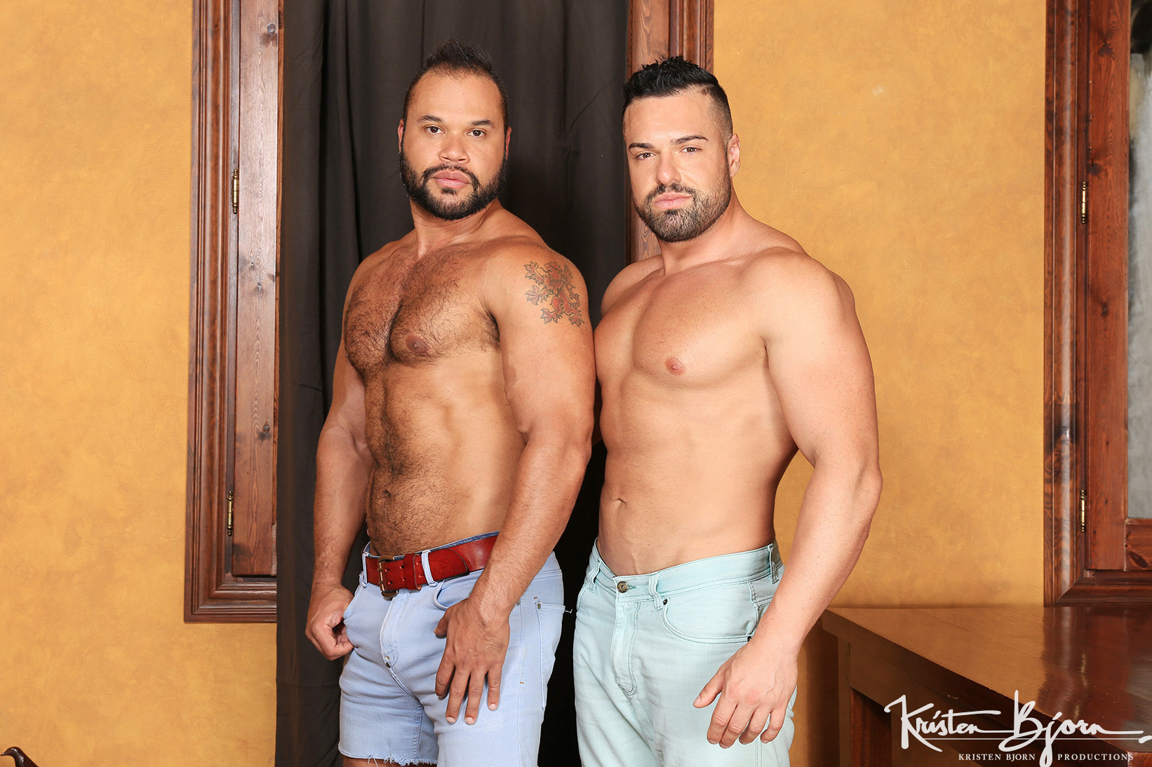 Casting Couch #381: Gabriel Lunna, Damien Kilauea - Gallery