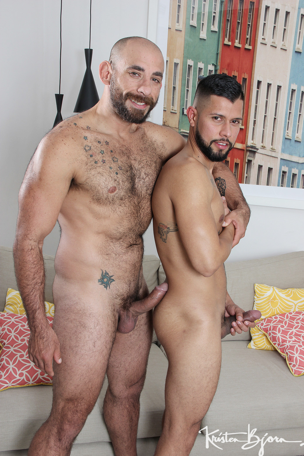 Casting Couch #403: Leo Rayo, Jorge Leal - Gallery