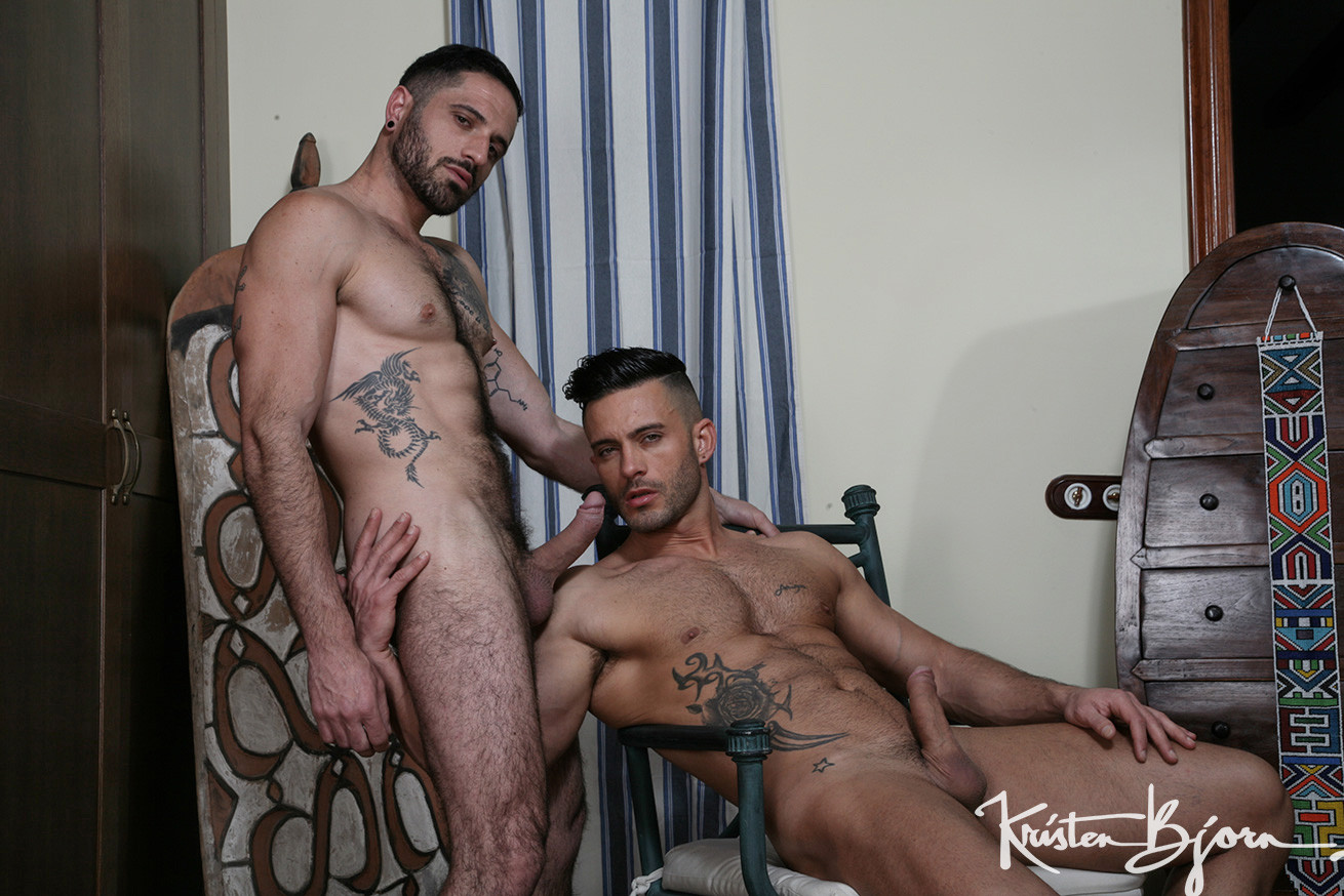 Casting Couch #404: Bairon Hell, Andy Star - Gallery