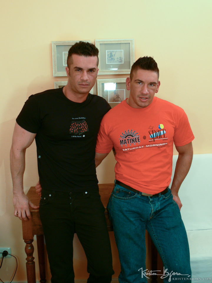 Casting Couch #84: Mateo Perez, Hugo - Gallery