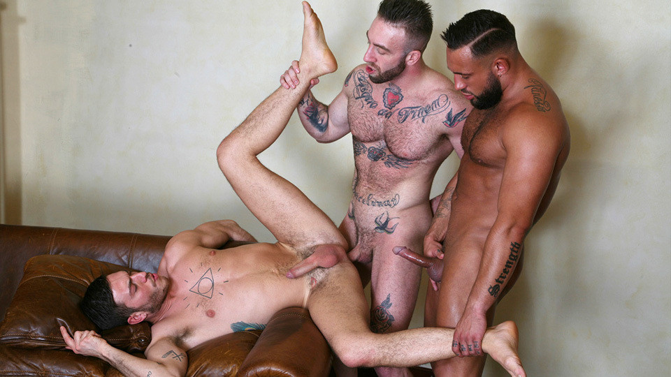 KB Underpants: Manuel Scalco, Jake Cook, Rico Fatale