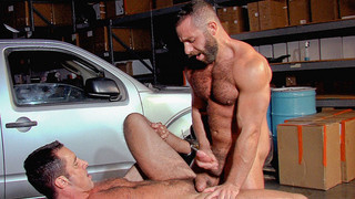 Grease Monkey, sc. 1 -  Nick Capra, Eddy CeeTee