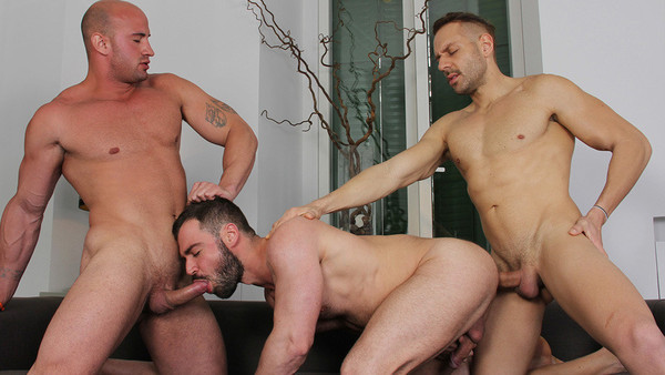 Two Better Than One: Jose Quevedo, Mario Galeno, Hugo Stark