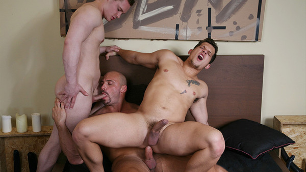 The Boyfriend: Nicoli Cole, Jan Bavor, Tomas Friedel